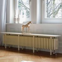 Дизайн-радиатор скамья Zehnder Charleston Bench CB4026-27